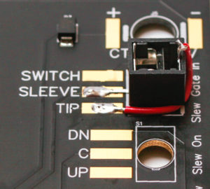 AA Touch Controller Jack Soldering 3