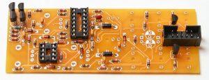 Event Power Header, Voltage Regulators and Transistors