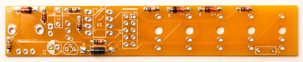 Random Sequencer - Diodes