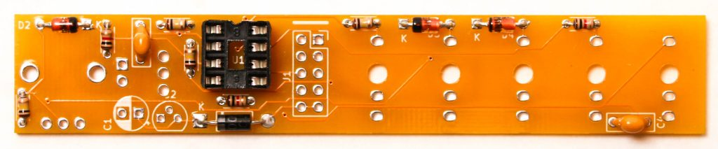 Random Sequencer - 8 Pin IC Socket