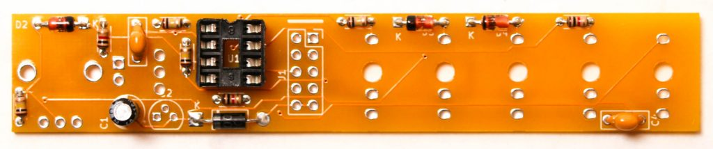 Random Sequencer - Electrolytic Capacitor