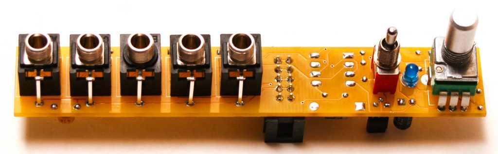 Random Sequencer - Switch & Potentiometer