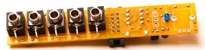 Random Sequencer - Jacks and LED
